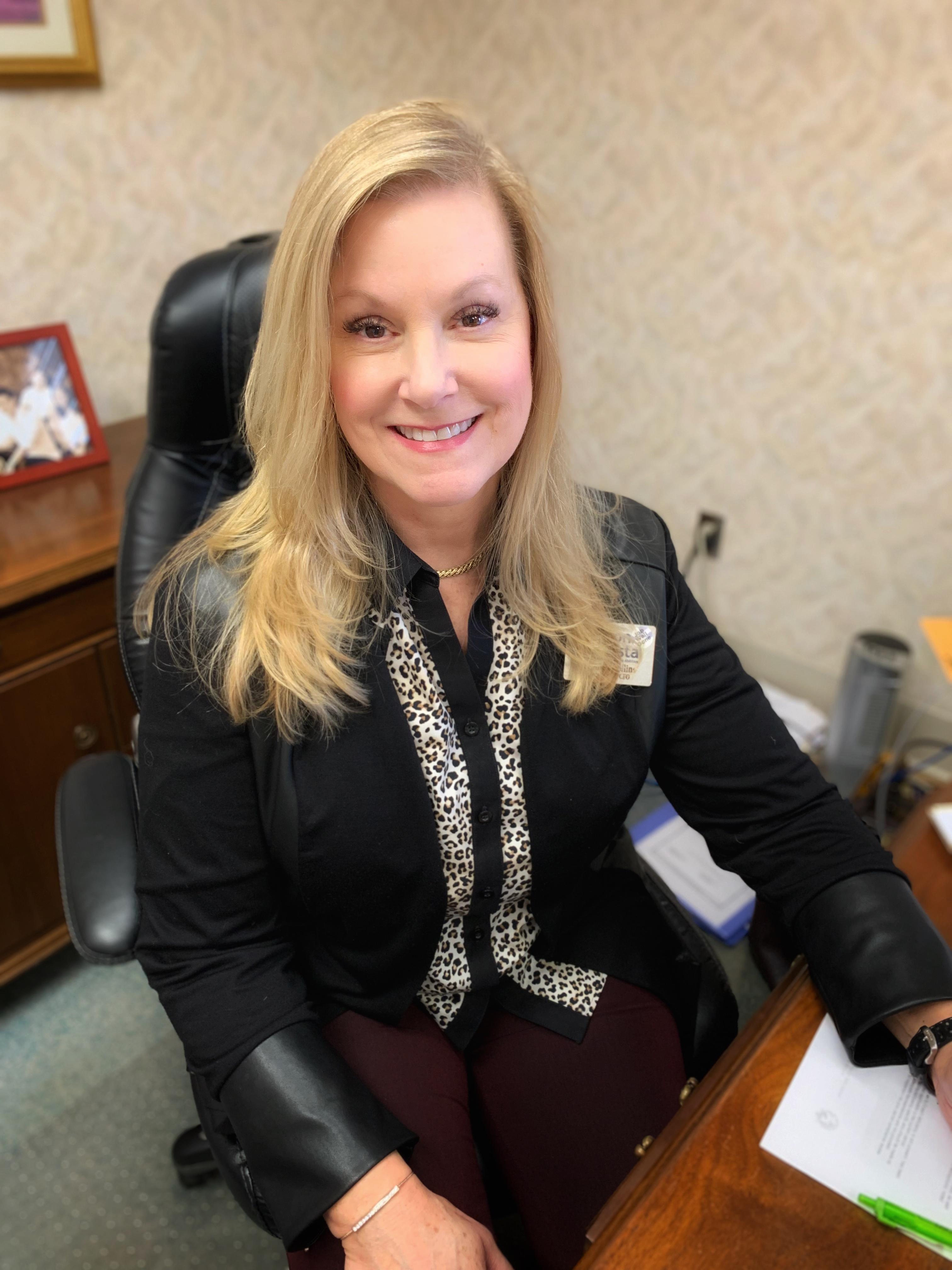 Shannon Collins, CFO