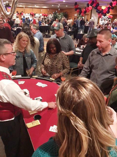Viva Las Vista brings Las Vegas to Kokomo