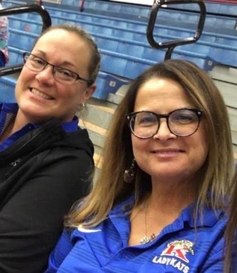 Misty Oliver and Lisa Pflueger