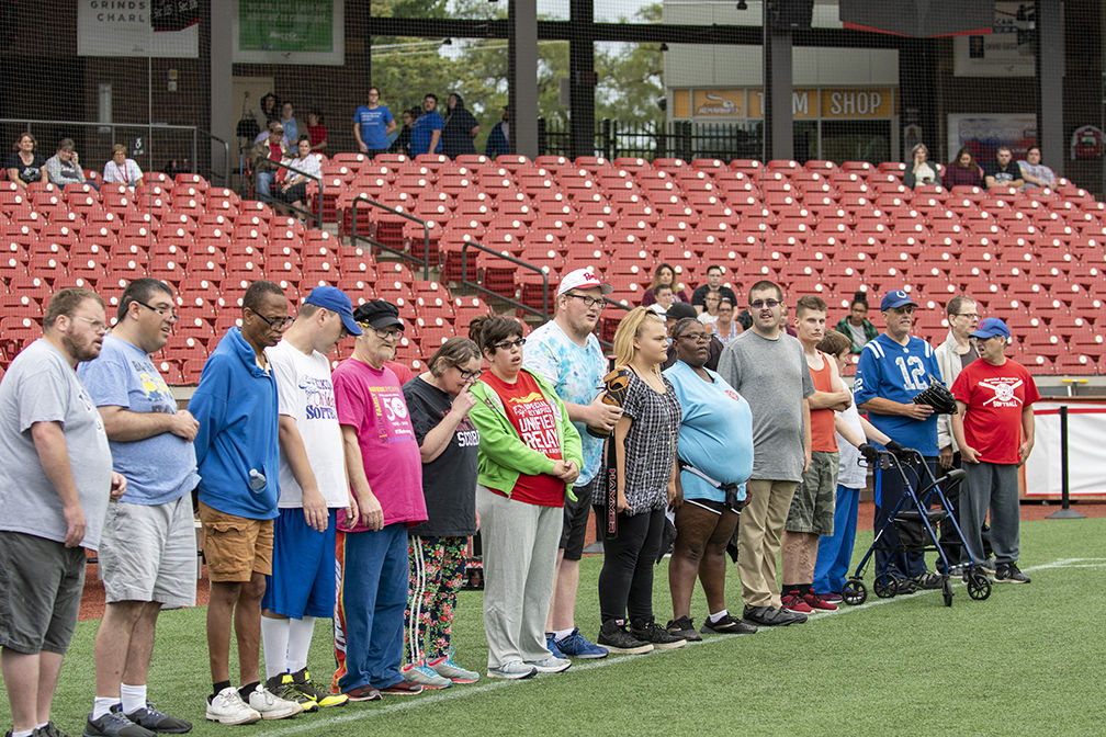 Third annual Athletes for All Abilities baseball game