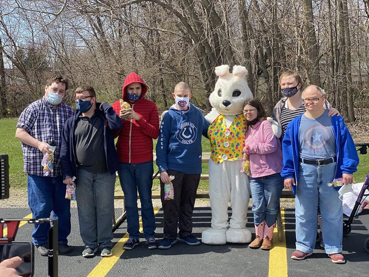 Bona Vista celebrates Easter with a little more normalcy