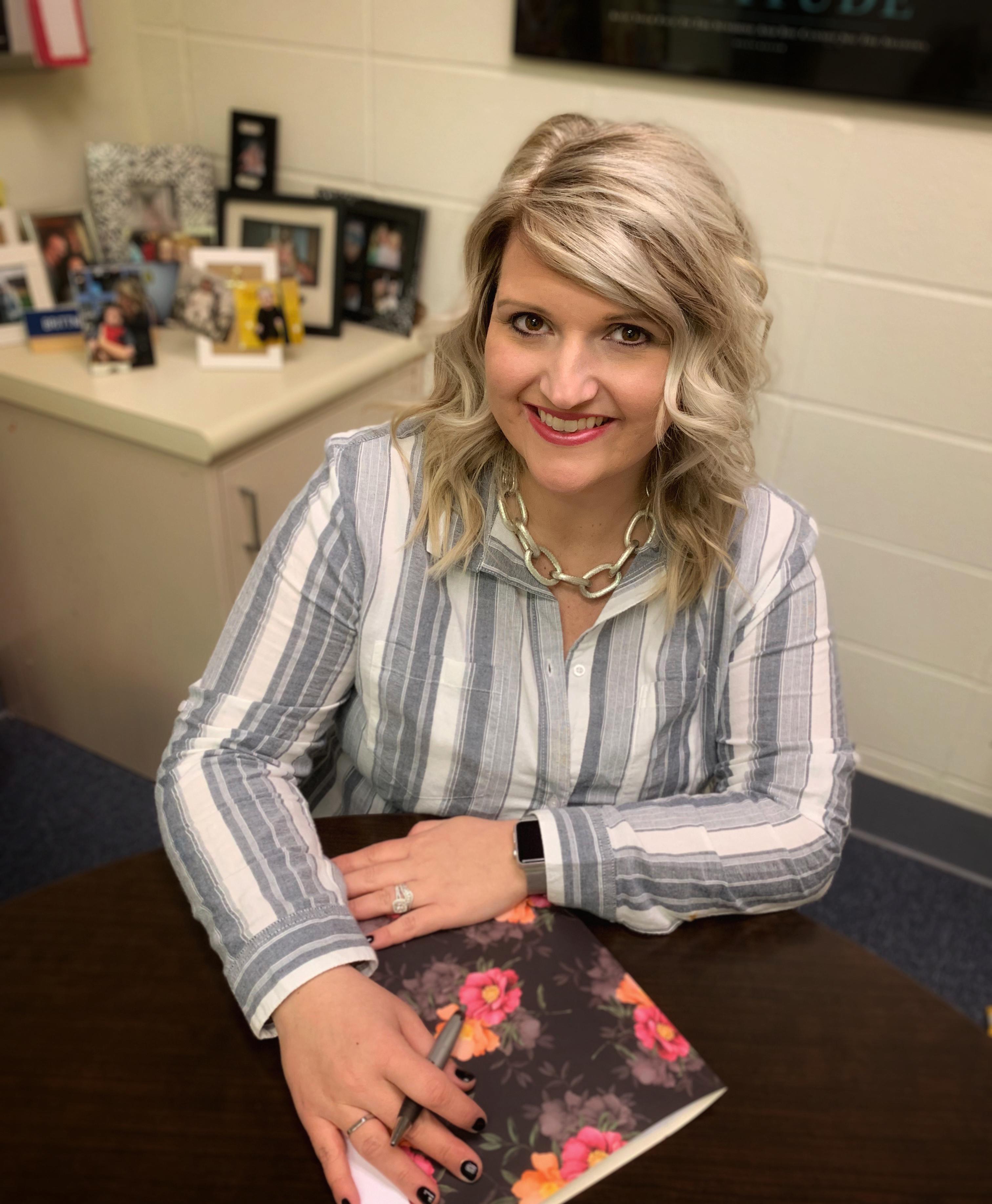 Brittnee Smith, Senior Vice President