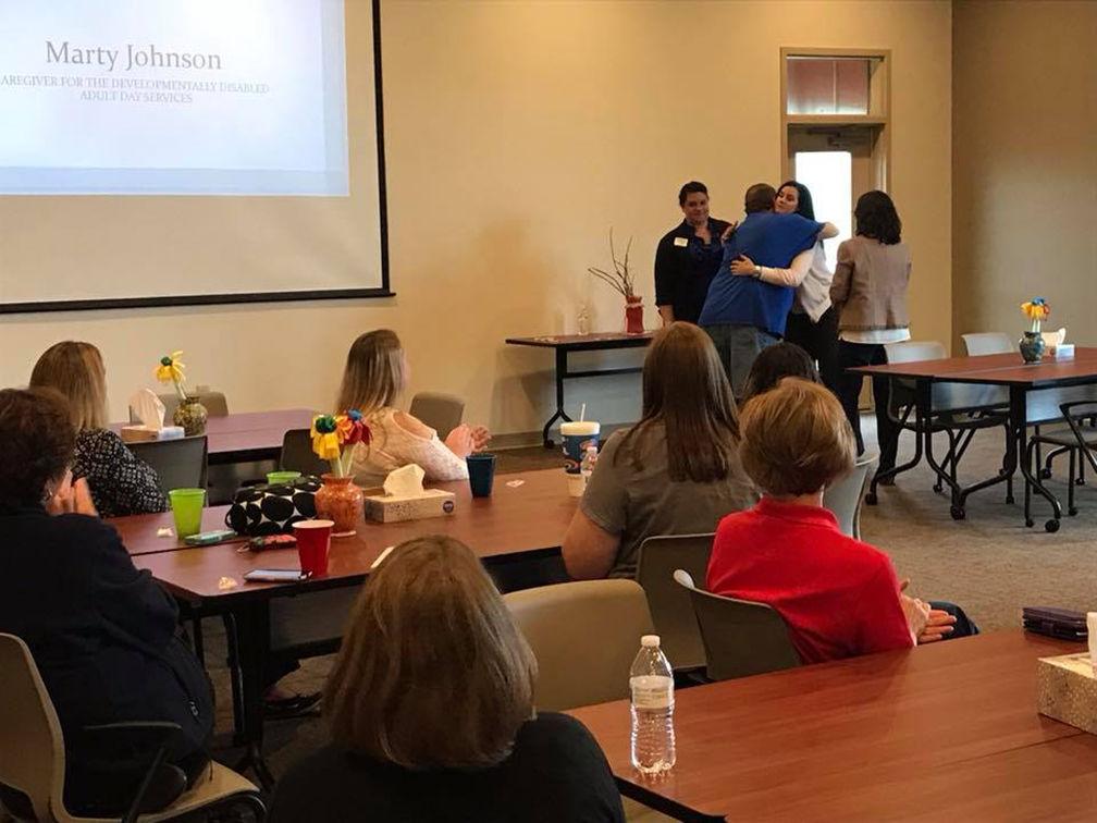 Bona Vista Programs recognizes long-standing staff
