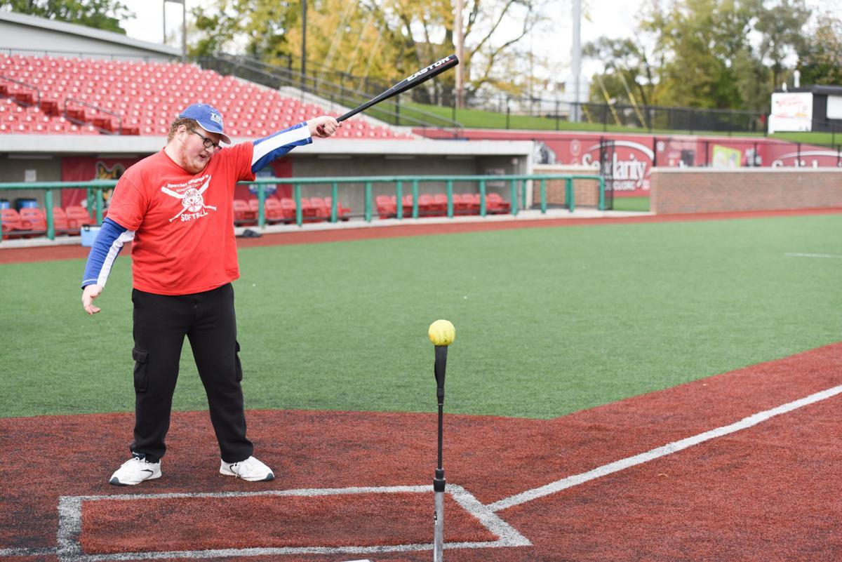Bona Vista Athletes for All Abilites Softball Game