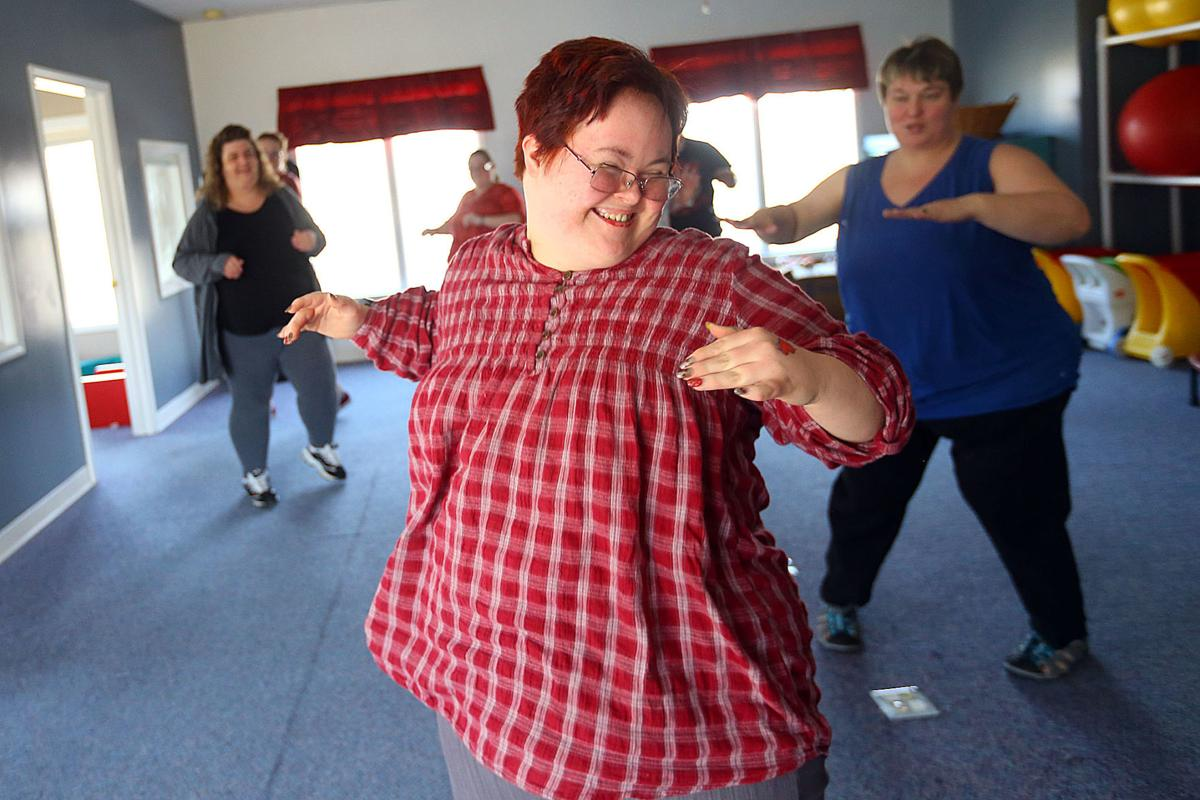 Dancing Queen: Bona Vista's Sommer Kitts offers dance fitness class for people with disabilities!
