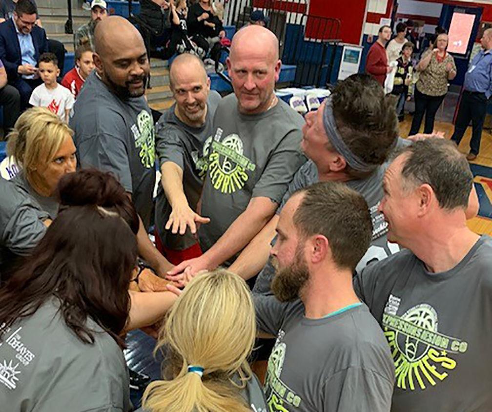 Disabilities Awareness Basketball Game was another success
