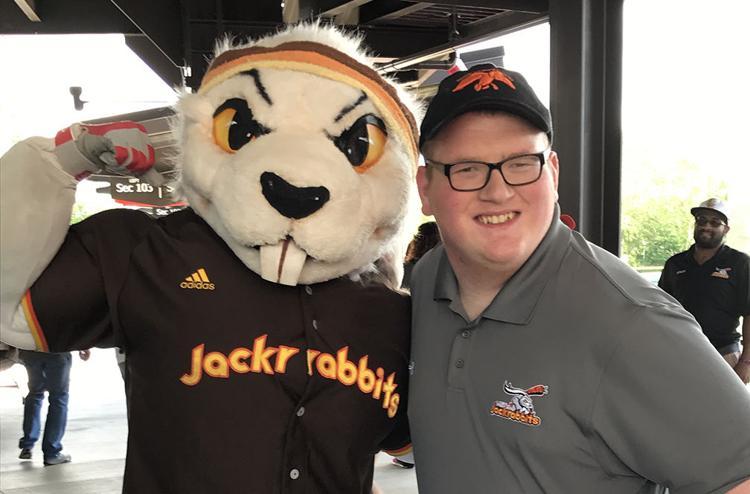 Jackrabbits game to benefit Bona Vista on May 31