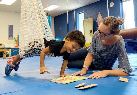 Bona Vista offers developmental screenings