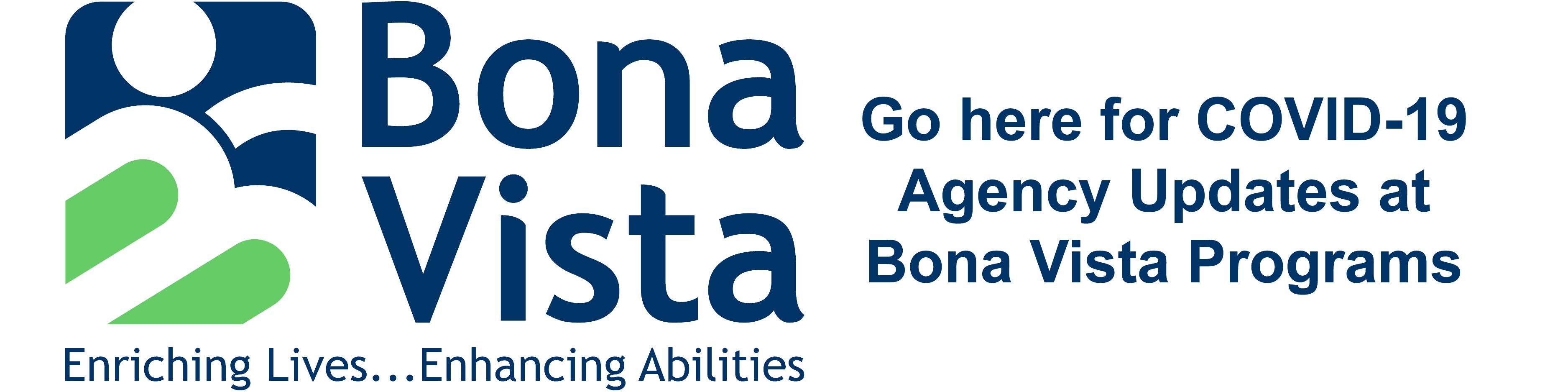 BONA VISTA COVID 19 Agency Updates