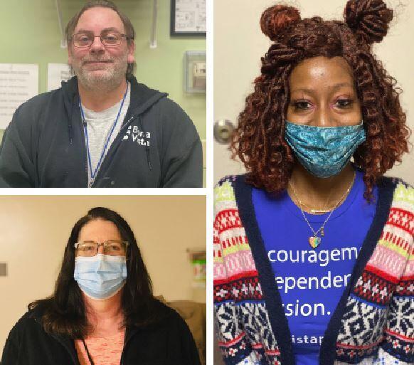 Direct care work is rewarding at Bona Vista