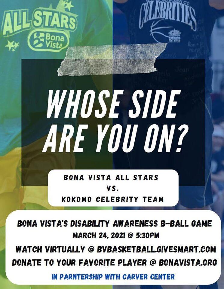 Bona Vista celebrates Disability Awareness Month