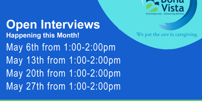Open Interviews May 2021 block graphic