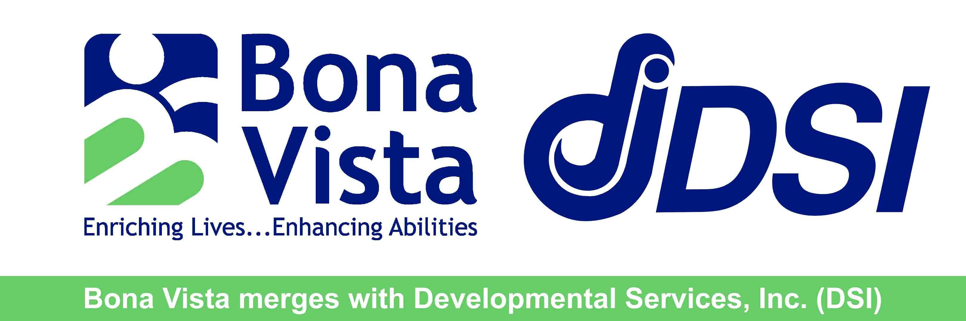 Bona Vista merges with DSI slider 2